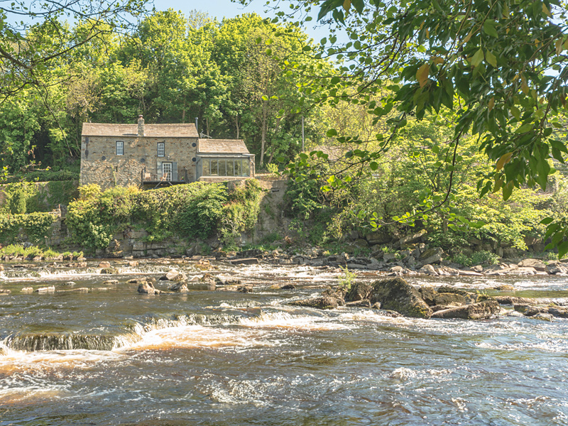 the i-escape blog / Your 10 Top Rated Hotels of 2019 / Tees River Hideaway