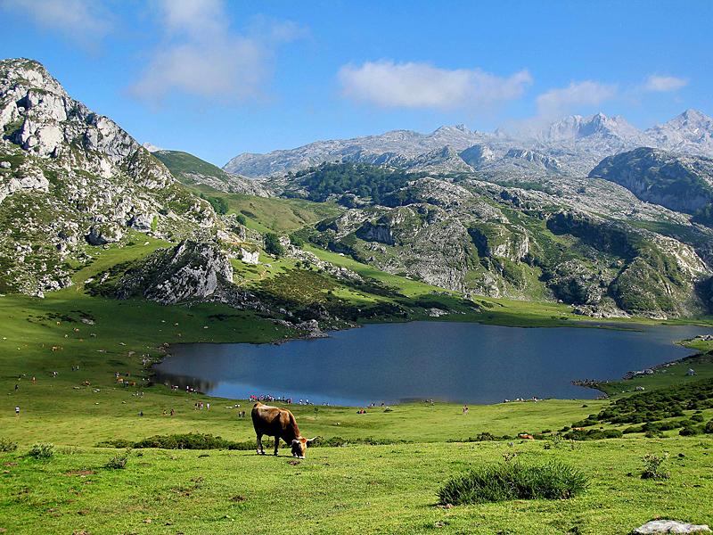 the i-escape blog / A guide to Asturias / Lake and mountains