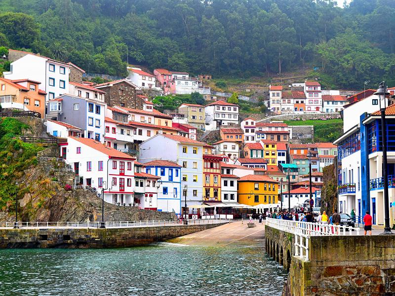 the i-escape blog / A guide to Asturias / Cudillero
