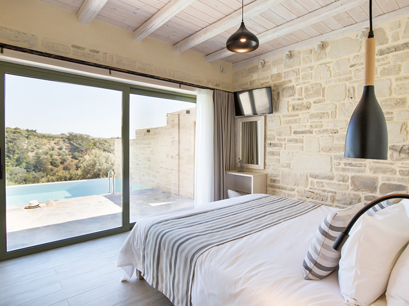 the i-escape blog / Your 10 Top Rated Hotels of 2019 / Eleonas Crete