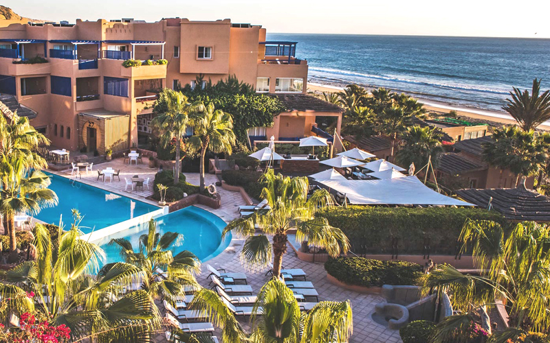 i-escape blog / easter-in-morocco-family-holidays / Paradis Plage Resort