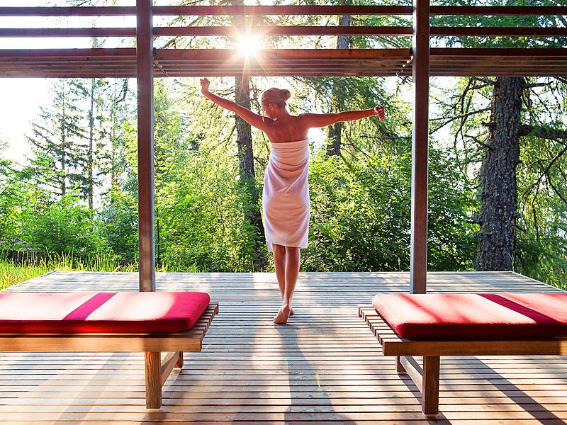 the i-escape blog / 10 eco-wellness travel trends for 2020 / Vigilius Mountain Resort