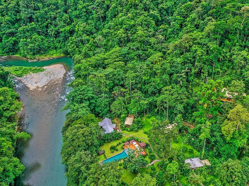 the i-escape blog / 10 eco-wellness travel trends for 2020 / Pacuare Lodge
