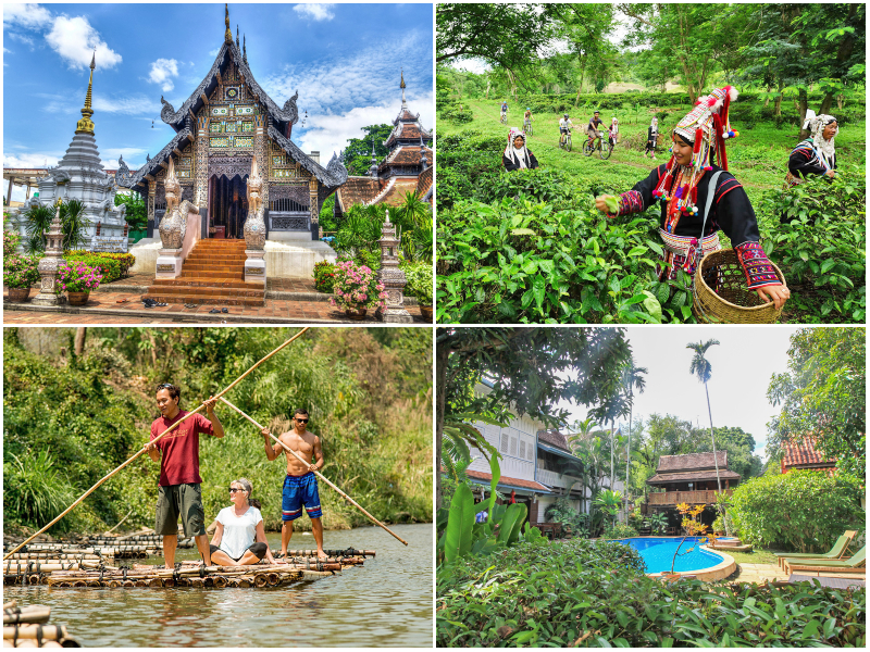 the i-escape blog / The Best Places for Solo Female Travel in 2020 / Chiang Mai