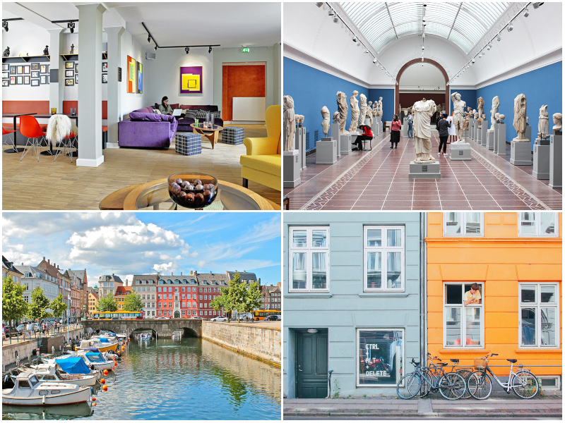 the i-escape blog / The Best Places for Solo Female Travel in 2020 / Copenhagen
