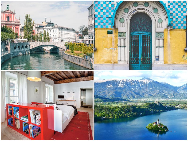 the i-escape blog / The Best Places for Solo Female Travel in 2020 / Ljubljana