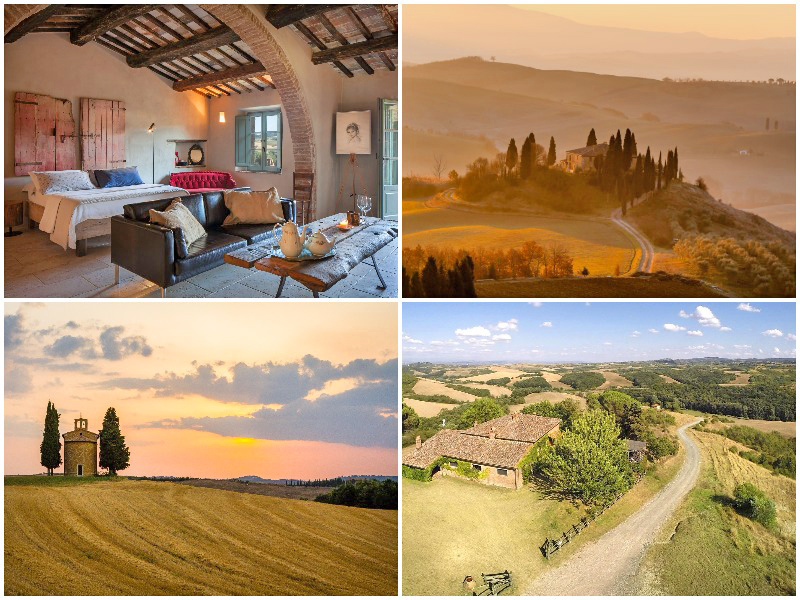Our favourite summer holidays in Europe Tuscany Italy