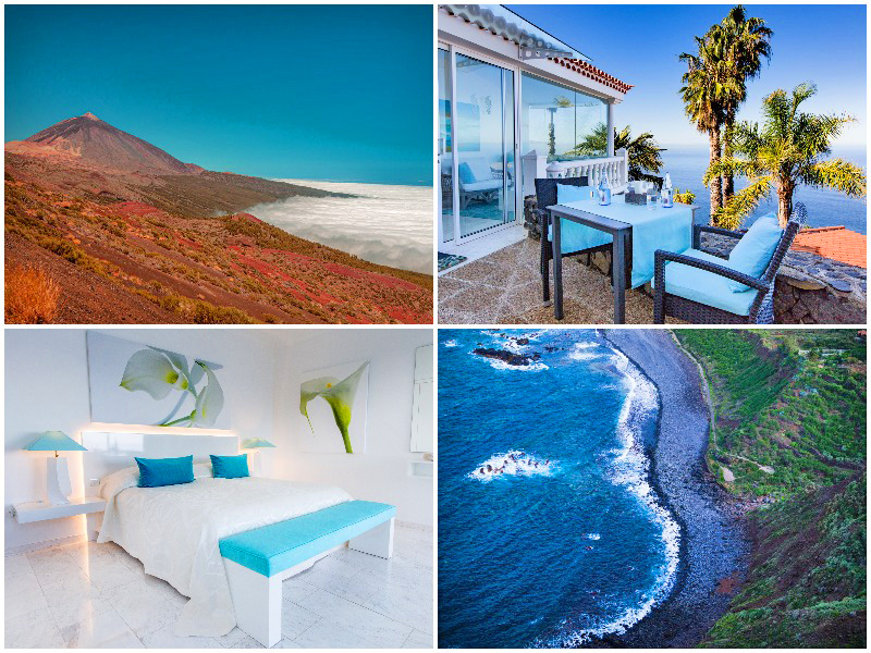 Our favourite summer holidays in Europe Tenerife