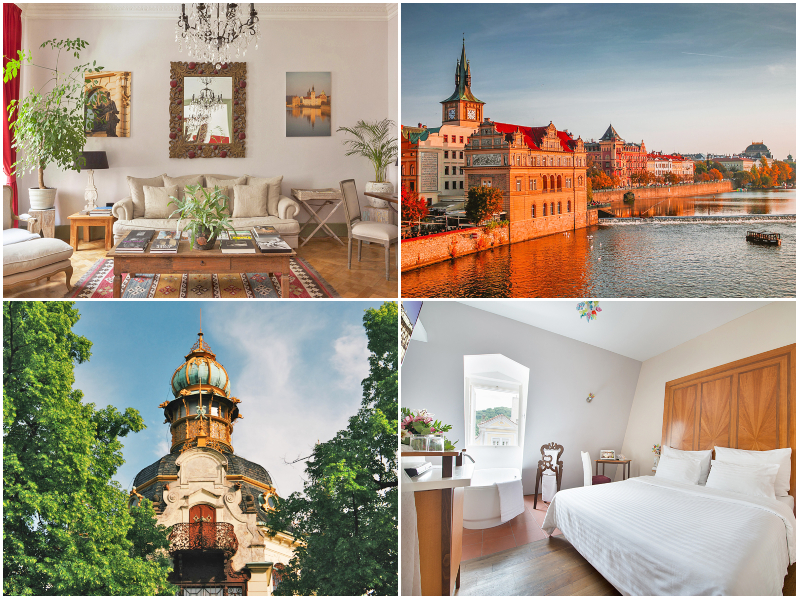 the i-escape blog / The Best Places for Solo Female Travel in 2020 / Prague