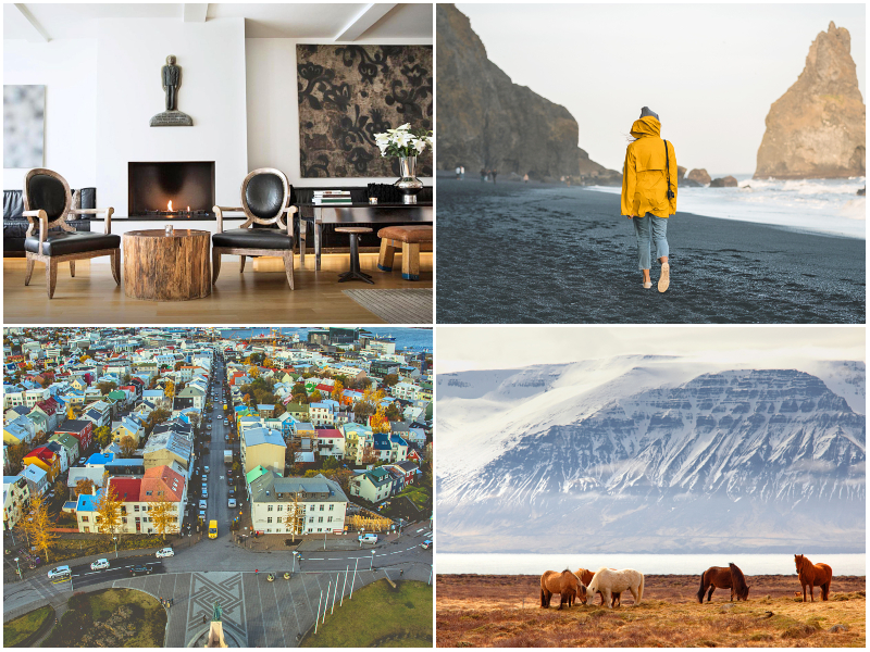 the i-escape blog/ The Best Places for Solo Female Travel in 2020 / Reykjavik