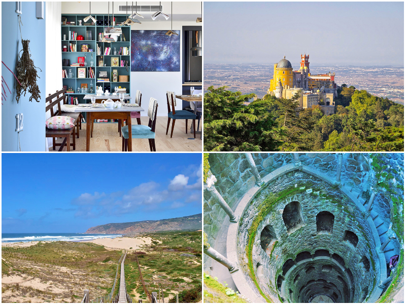 the i-escape blog / The Best Places for Solo Female Travel in 2020 / Sintra