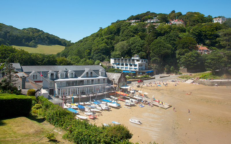 i-escape blog / Favourite Family Beach Hotels / South Sands Boutique Hotel