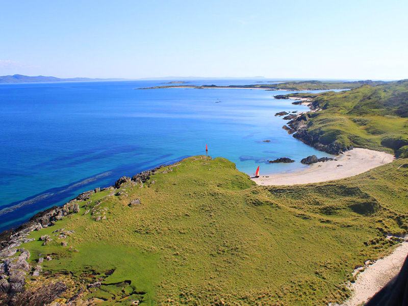 the i-escape blog / 10 family summer holidays in the UK / The Colonsay Hotel