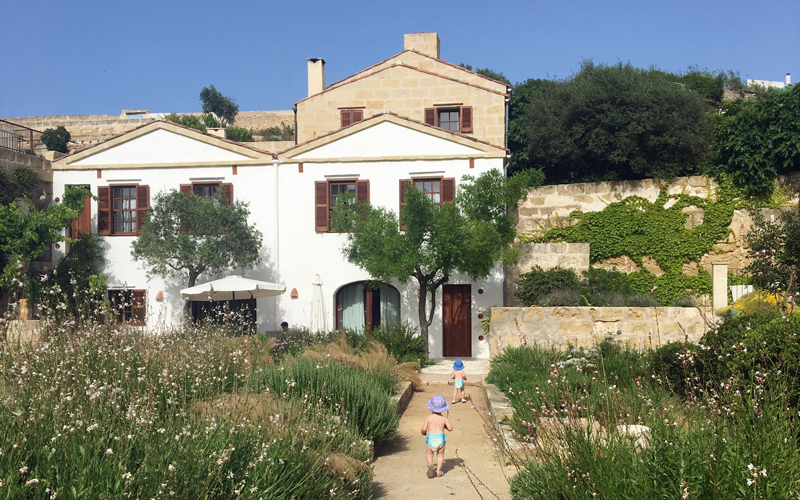 i-escape blog / Family Guide to the Balearic Islands / The Menorca Hideaway