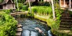 Bambu Indah, Indonesia, Natural Swimming