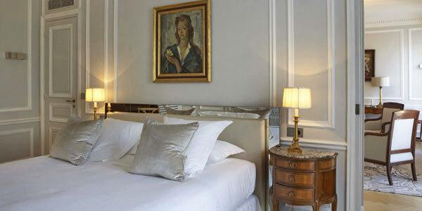 Hotel Lancaster, France