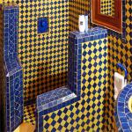 Riad Noga, Morocco, Guest wing - Yellow Room
