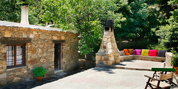 Milia Traditional Settlement, Greece