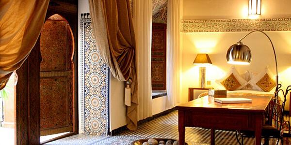 Riad Laaroussa, Morocco