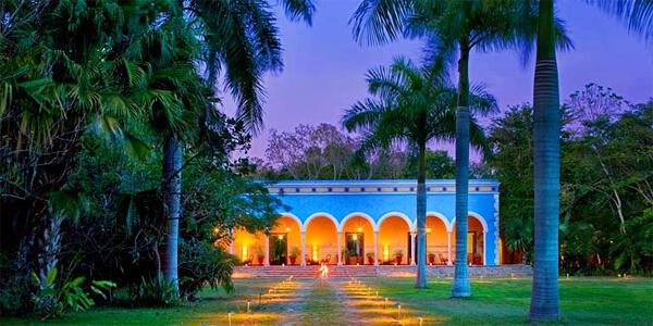 Hacienda Santa Rosa, Mexico