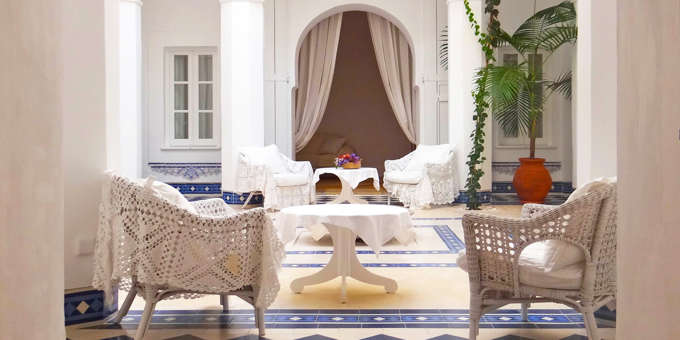 the i-escape blog / Your favourite hotels of 2018 / Convento, Olhao, Portugal