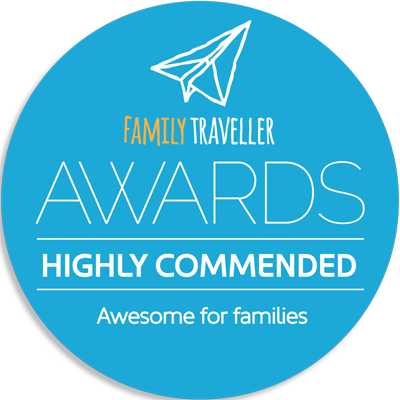 Family Traveller Awards 2015