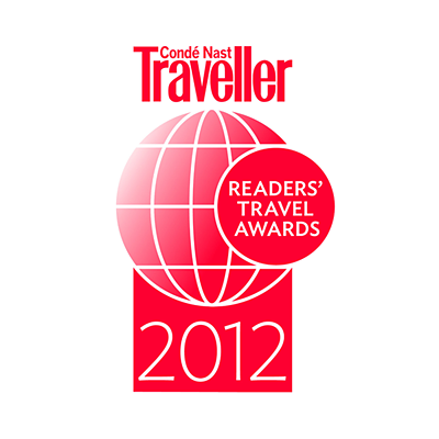 Conde Nast Traveller Awards 2012
