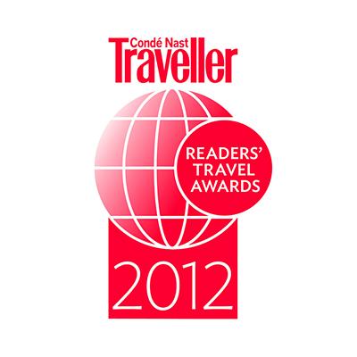 Conde Nast Traveller 2012