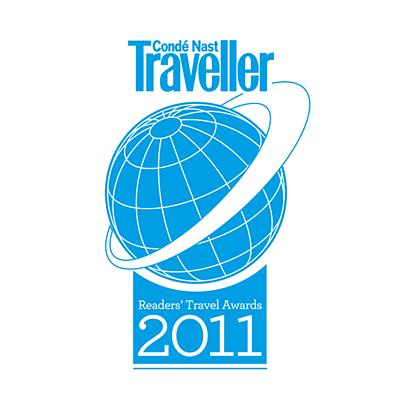 Conde Nast Traveller 2011