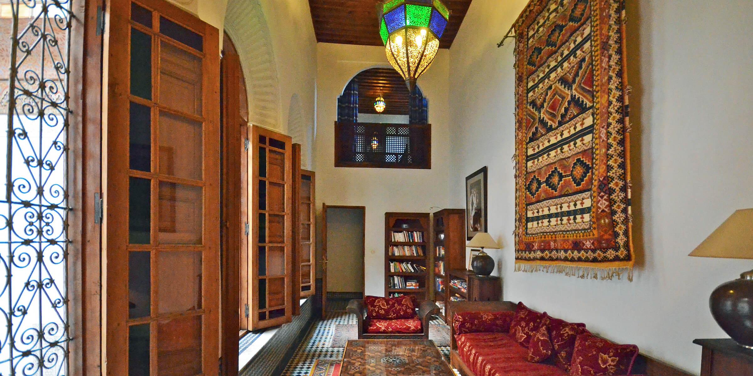 Dar Roumana, Morocco