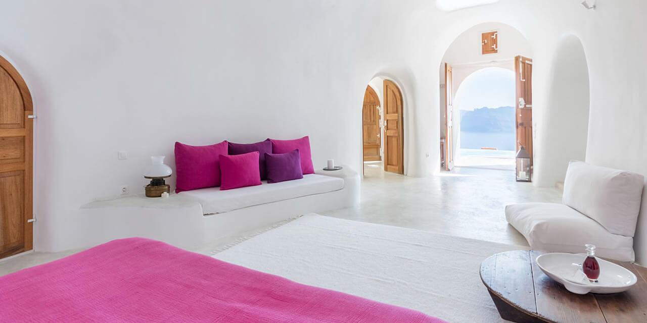 Room: New Perivolas Suite