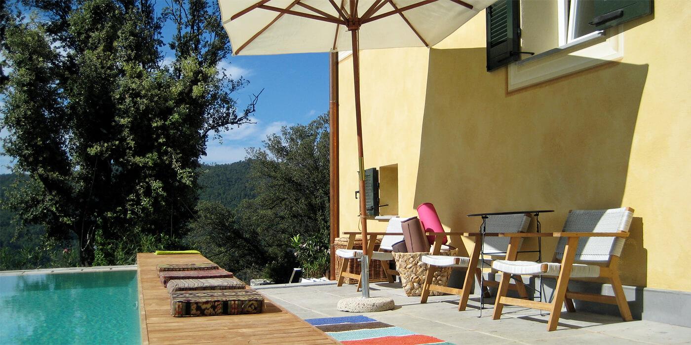 Liguria Design Villa, Italy