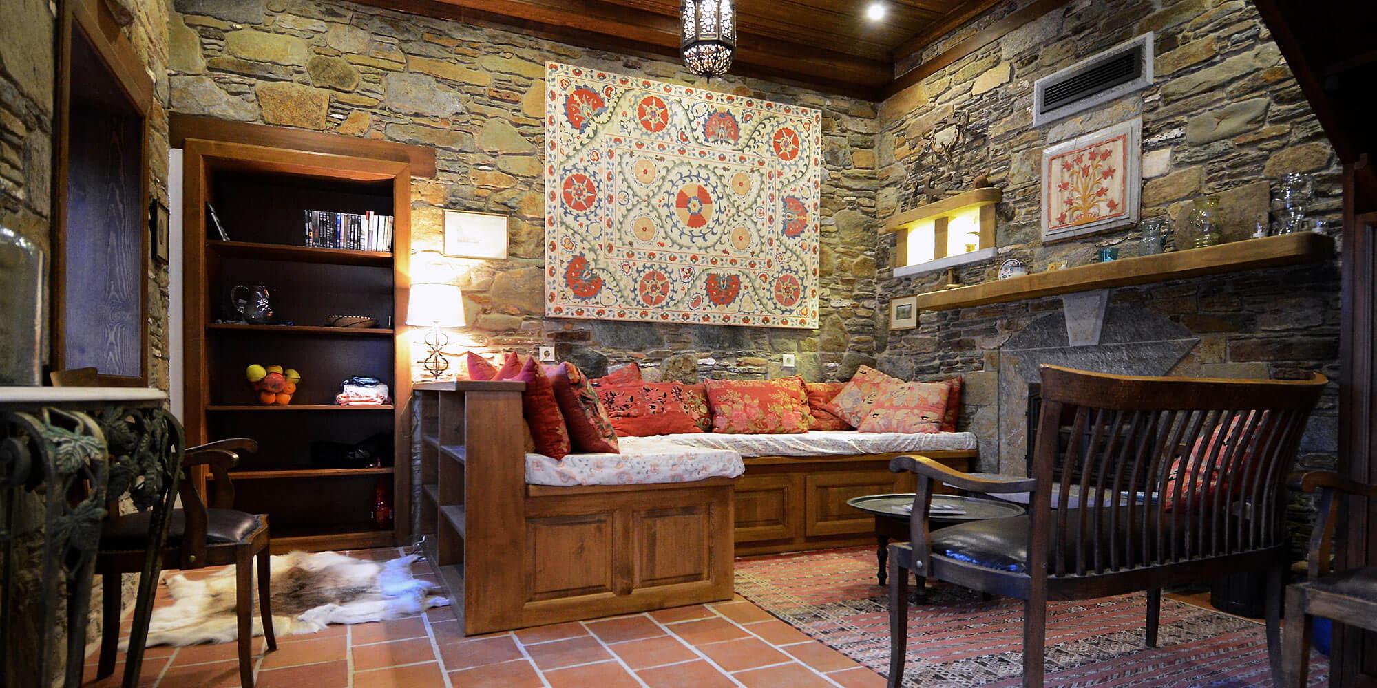 Room: Garden House
