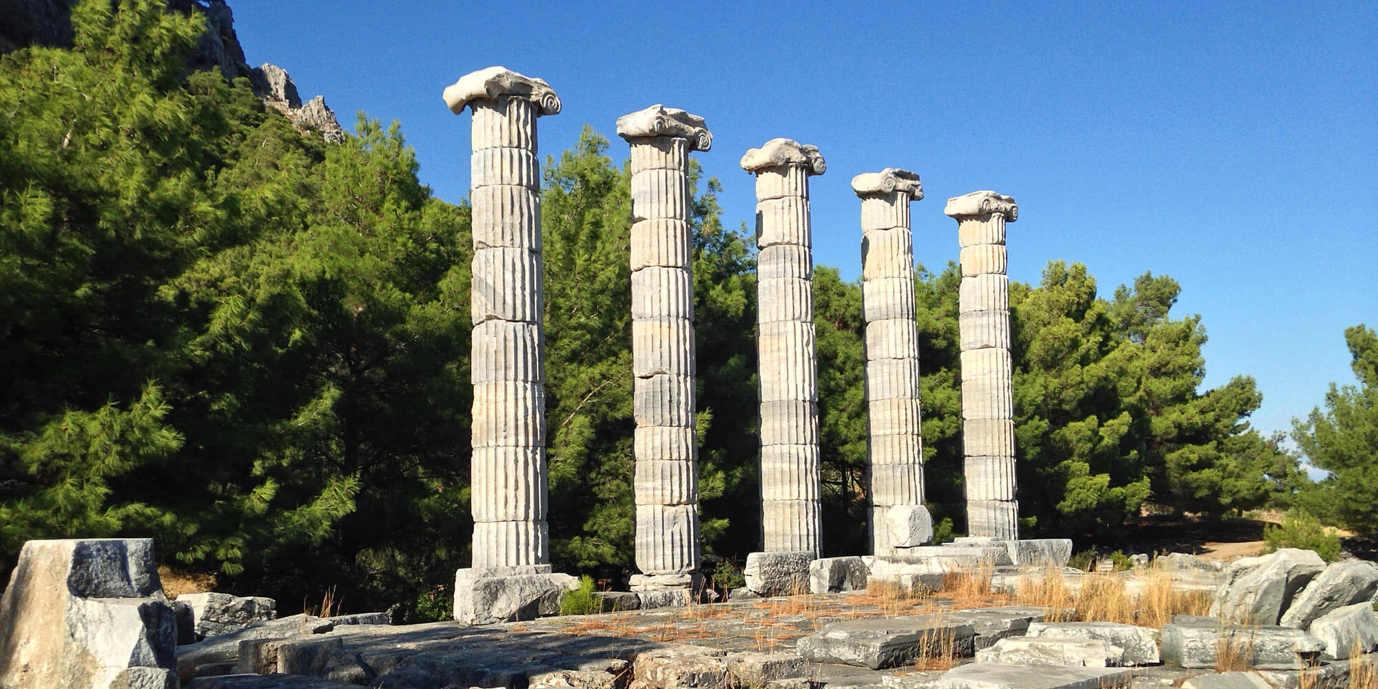 Activity: Ephesus Athena Temple
