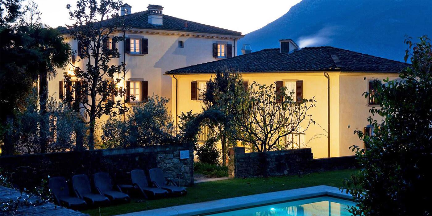 Albergo Villa Marta, Italy