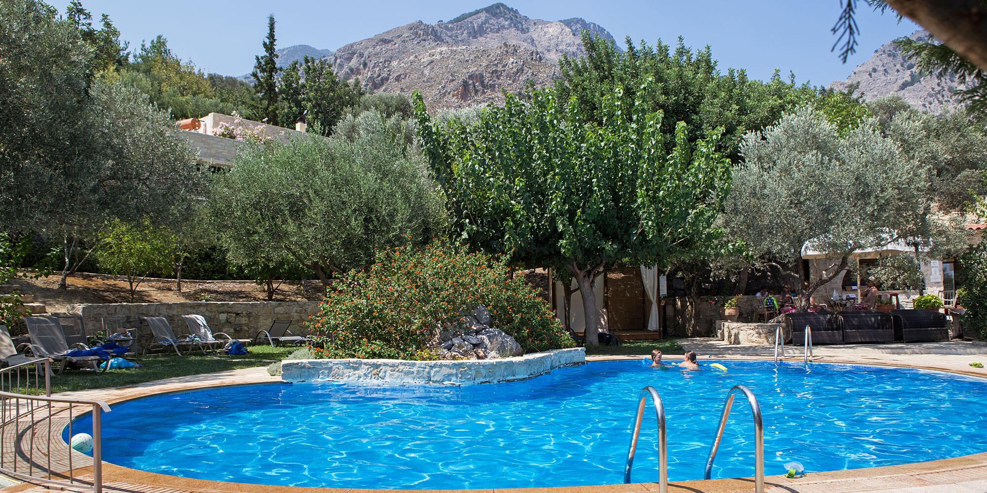 the i-escape blog / Your favourite hotels of 2018 / Eleonas, Crete, Greece