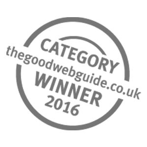 Good Web Guide \'Website of the Year\' 2016
