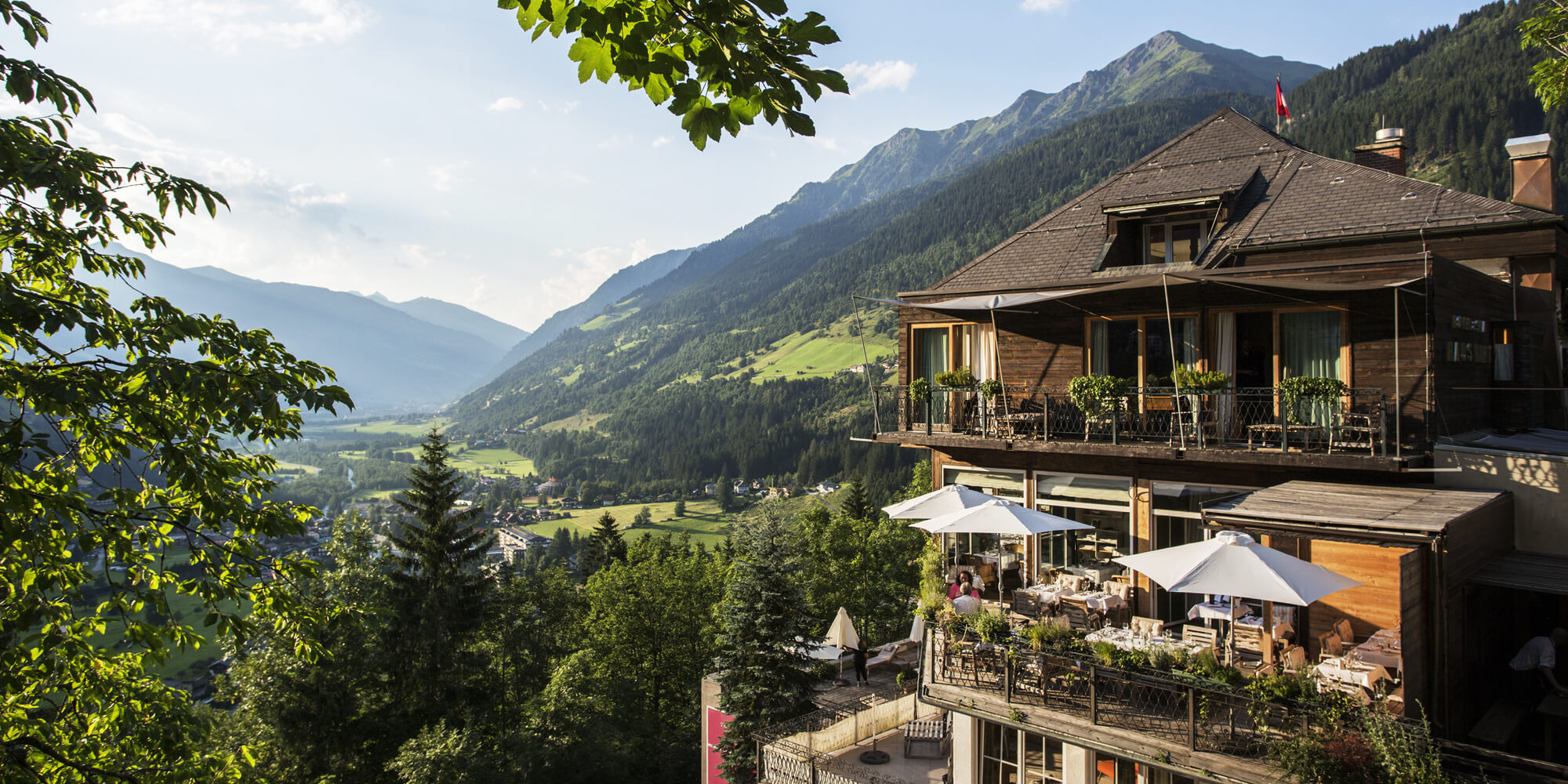 the i-escape blog / Your favourite hotels of 2018 / Haus Hirt, Bad Gastein, Austria