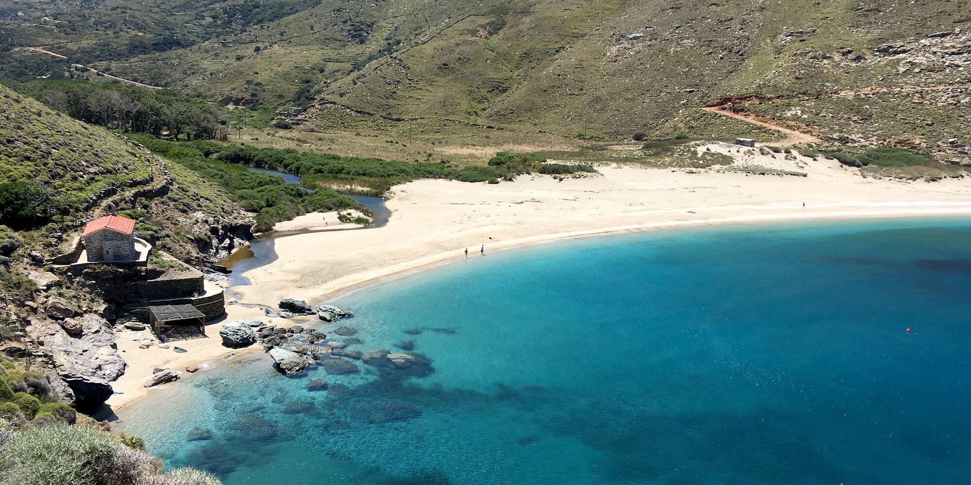 Onar, Andros, Cyclades Islands, Greece