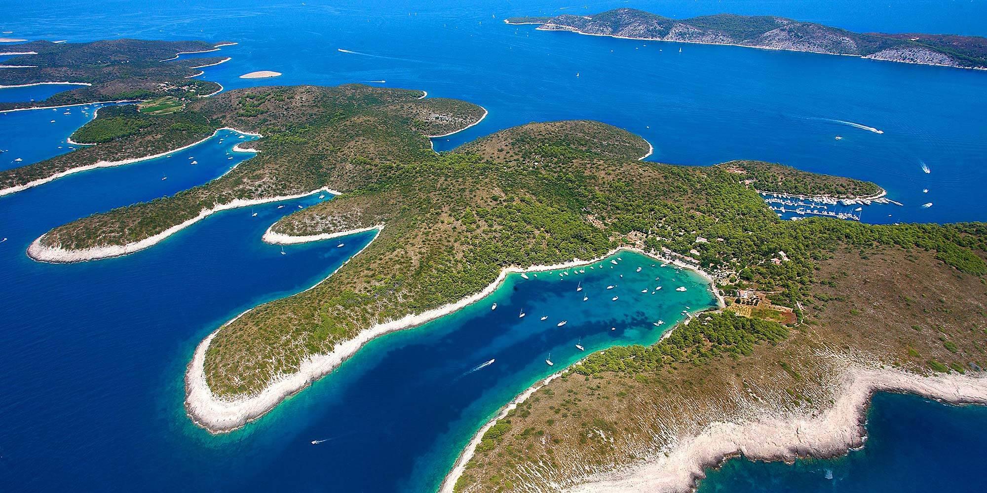 Sveti Klement, Pakleni Islands, Croatia