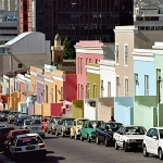 Four Rosmead, South Africa, Street in Bo-Kaap
