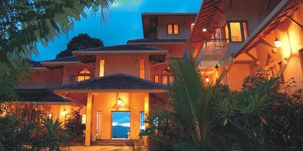 Villa Rosa, Sri Lanka
