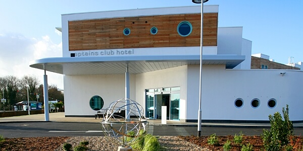 Captain's Club Hotel, United Kingdom
