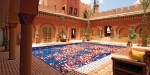 Kasbah Tamadot, Morocco, Reflecting Pool