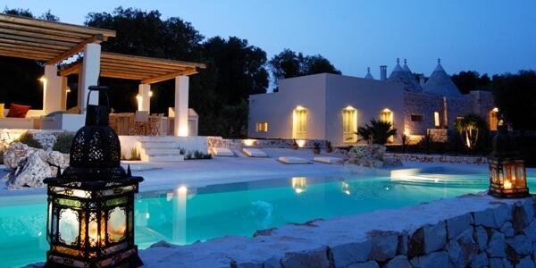 Villa Cervarolo, Italy