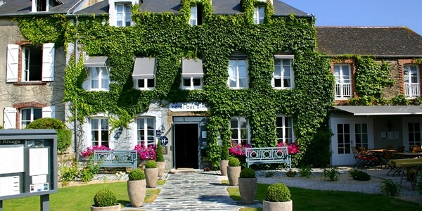Hotel des Ormes, France