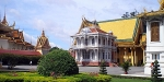The Quay, Cambodia, Royal Palace
