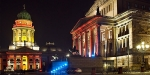 Ackselhaus & Blue Home, Germany, Gendarmenmarkt during Festival of Lights