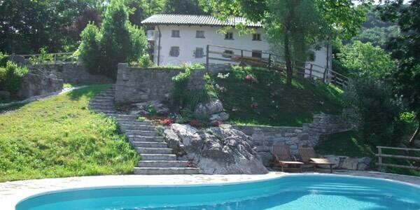 Soca Villa, Slovenia