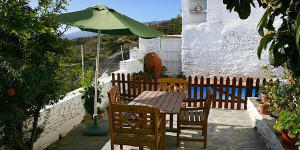 Casa Rural Las Chimeneas, Spain